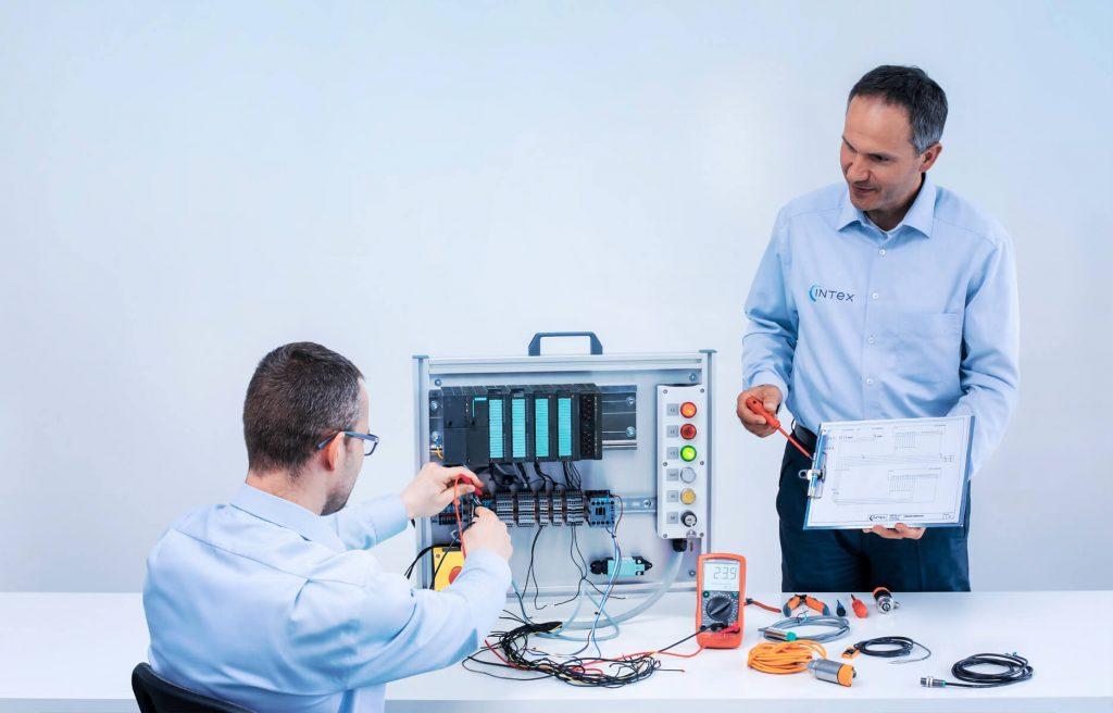 Szybko i sprawnie diagnozuj peryferia sterownika dzięki nowemu szkoleniu INTEX!