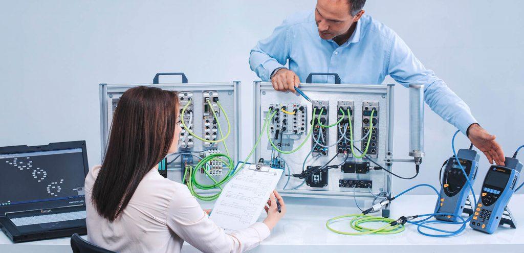 Buduj wolne od błędów i niezawodne sieci PROFIBUS oraz PROFINET dzięki szkoleniom INTEX!