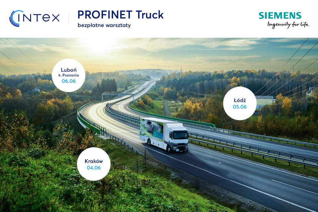 PROFINET Truck – Bezpieczeństwo sieci i Cyfryzacja w Industry 4.0