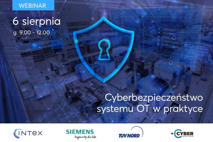 Cyberbezpieczeństwo systemu OT w praktyce