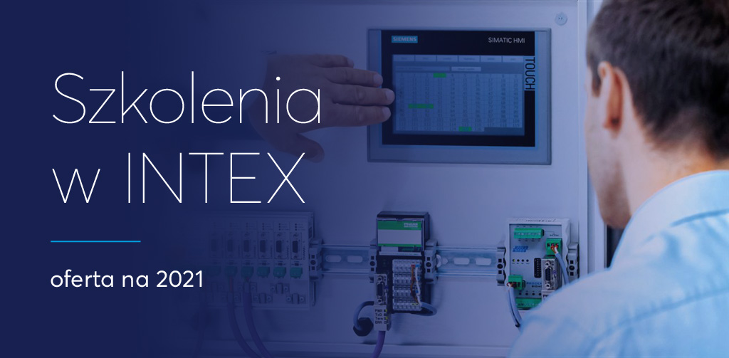 Szkolenia w INTEX – oferta na 2021